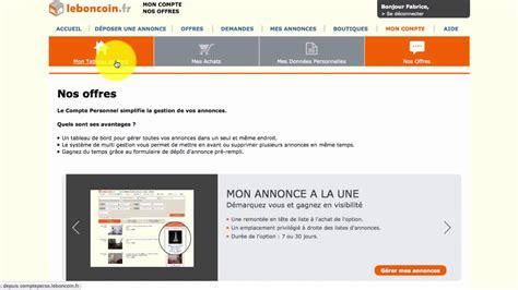 Comment Publier Une Annonce Gratuite Sur Le Bon Coin