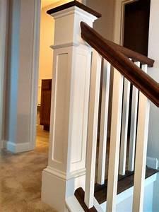 Best 25+ Stair newel post ideas on Pinterest Stairs