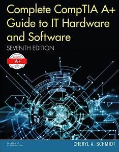 9780789756459  Complete Comptia A  Guide To It Hardware