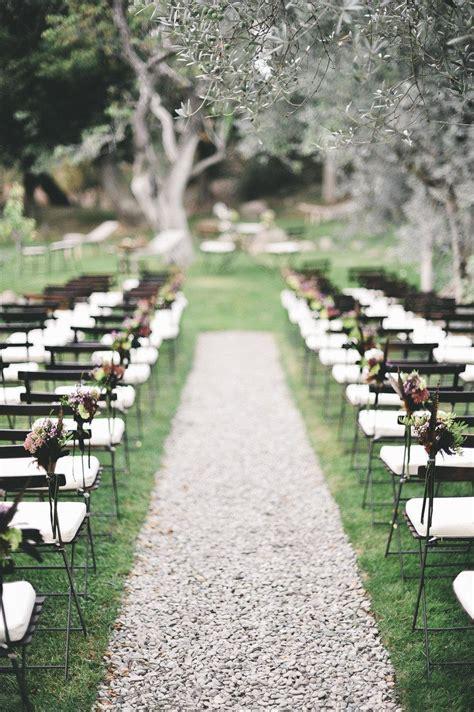Wedding Ceremony Ideas Romantic Decoration