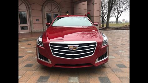 Brand New 2019 Cadillac Cts Luxury 2458 Model Of 2019