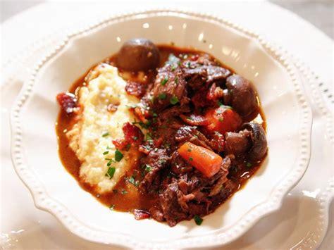 burgundy beef stew recipe ree drummond food network