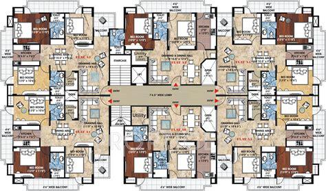 Sangam Sangam Link Apartments In Allahapur, Allahabad