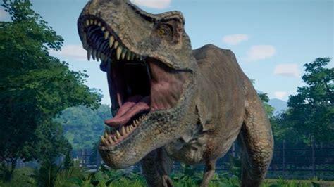 jurassic world evolution  shrink  rexes   big