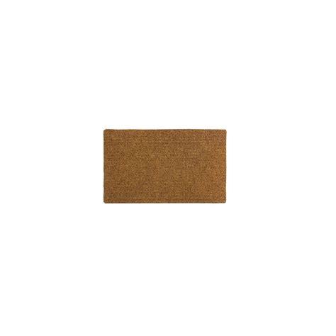 Zerbino Ingresso - zerbino rettangolare in filato tappeto ingresso 50x80