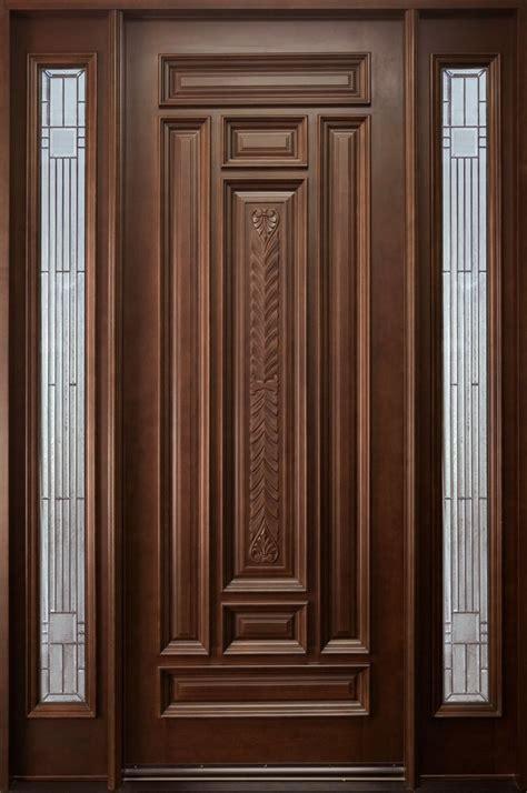 simple door designs simple main door designs for home single wooden design catalogue nurani