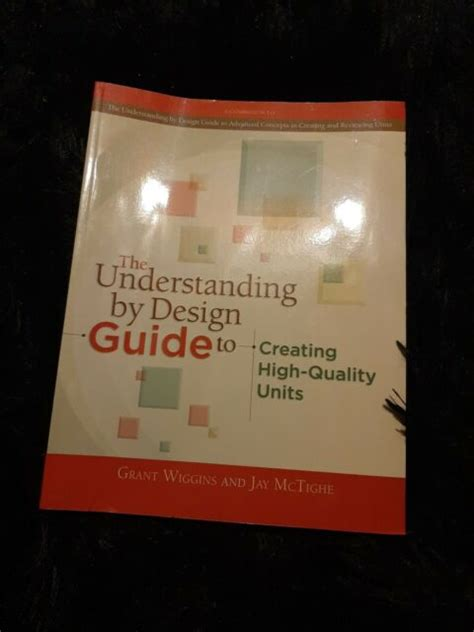 Professional Development: The Understanding by Design