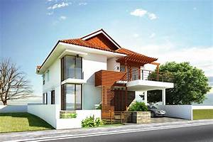 Modern Home Designs With White Color Paint Home Interior