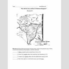 Engineering An Empire Aztecs Worksheet Answers  All Engineer Photos