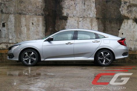 review  honda civic rs turbo philippine car news
