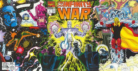 infinity war vol   marvel comics