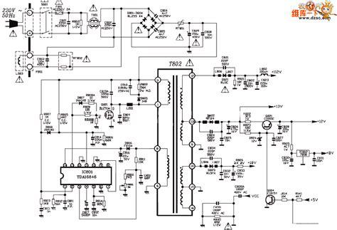 tcl  tv power supply circuit diagram powersupply