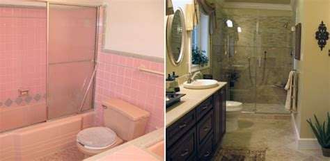 20 ideas for small bathroom remodels before and after