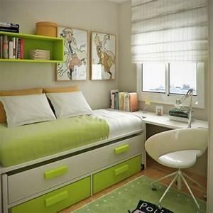 Amenager un coin bureau dans la chambre ado 30 idees for Chambre ado petit espace