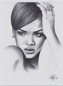 Rihanna by irina1107 on DeviantArt