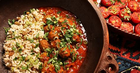 meatballs  comfort food worldwide   york times
