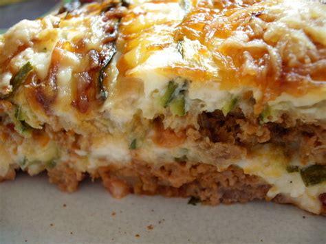 cuisine minceur thermomix lasagnes de courgettes rapides et délicieuses