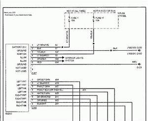 2006 Toyota Tacoma Radio Wiring Diagram