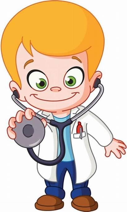 Doctor Clipart Cartoon Doctors Clip Funny Medical