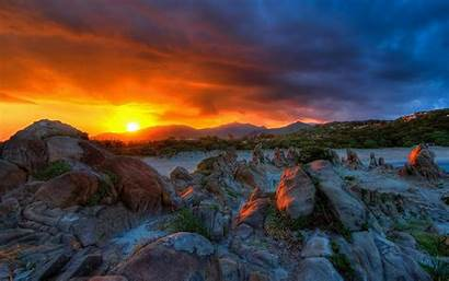 Nature Sunset Landscapes Wallpapers Sciences Definition Updated