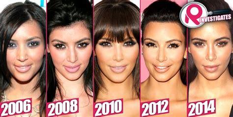 Here Comes The Plastic Bride! Kim Kardashian 'Aging In ...