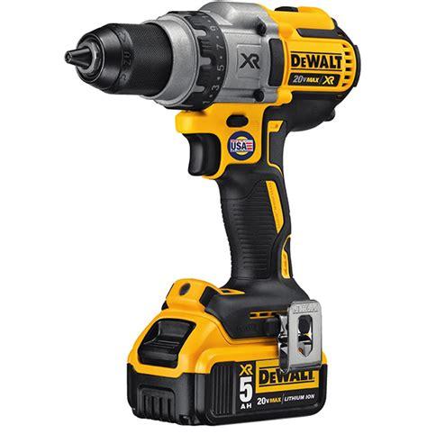 dewalt  generation premium brushless  speed drills