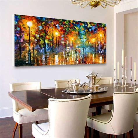 peinture salle à manger 77 idées charmantes