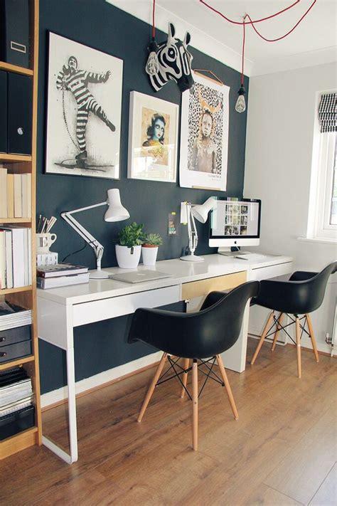 bureau couleur miel room reveal my home office couleur miel bureaux blancs