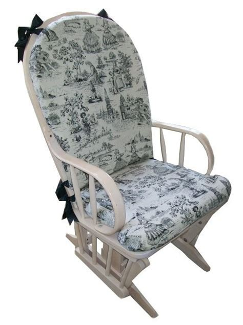 rocking chair slipcover items similar to top rocking chair slipcover on etsy