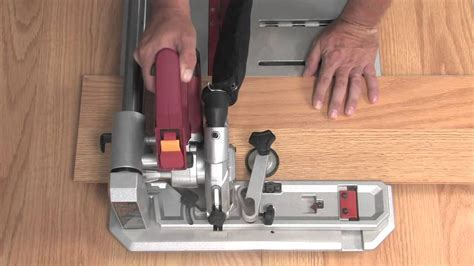 How to use a Floor Saw   YouTube