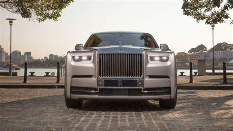 2018 Rolls Royce Phantom 4k Wallpapers