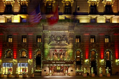 christmas decoration around nyc 13 best hotels in nyc where to spend the