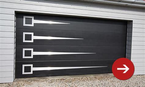 porte de garage sectionnelle mm isolante smf services