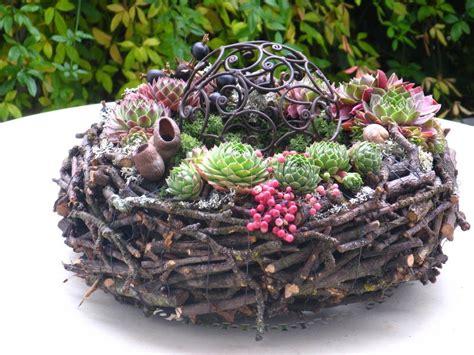 Wohnen Und Garten Deko by Wurzie Kranz Wohnen Und Garten Foto Basteln