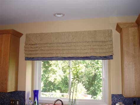 kitchen window valances contemporary a contemporary kitchen 187 susan s designs 6482