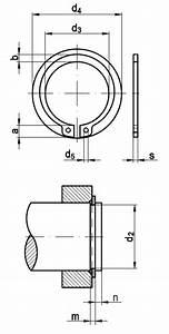 Zimmertüren Maße Norm : din 471 sicherungsringe f r wellen regelausf hrung ~ Orissabook.com Haus und Dekorationen