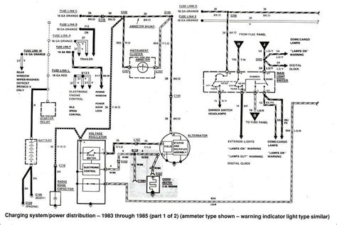 1977 Ford Radio Wiring Diagram by 1977 Ford Wiring Schematic Detailed Schematic Diagrams