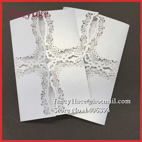 23 Colors Free Shipping 30PCS Romantic Laser Cut Envelope