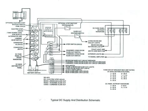 rv slide out switch wiring diagram 34 wiring diagram