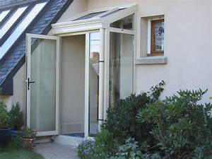 integrer un sas dentree caracteristiques et tarifs With veranda de porte d entrée