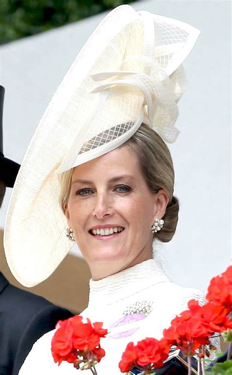 sophie countess  wessex  royal ascot