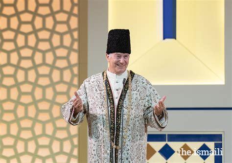 mawlana hazar imam graces uk jamat  darbar theismaili