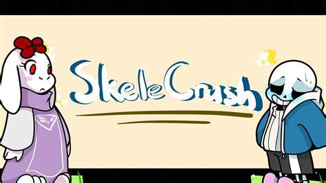 Skelecrush Soriel Animation Music Vid Youtube