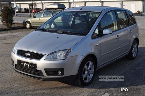 ford focus  max  ghia car photo  specs