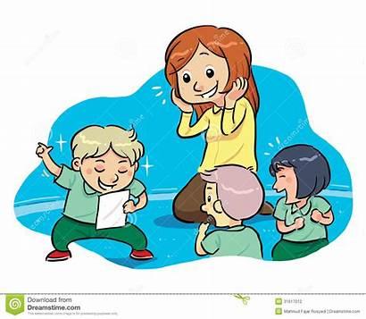 Math Doing Clipart Clip Children Clipartpanda Reading