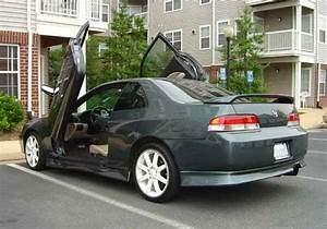 2000 Honda Prelude - Overview