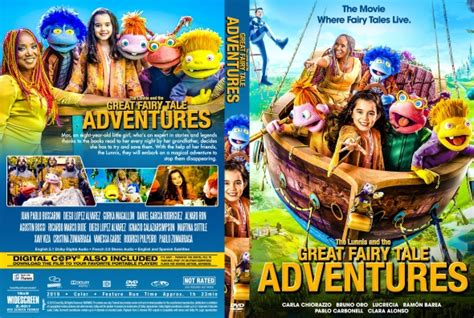 lunnis   great fairy tales adventure dvd
