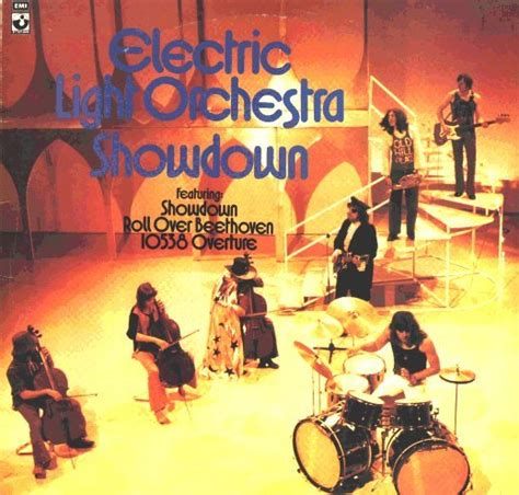 Electric Light Orchestra Showdown electric light orchestra showdown lyrics and tracklist