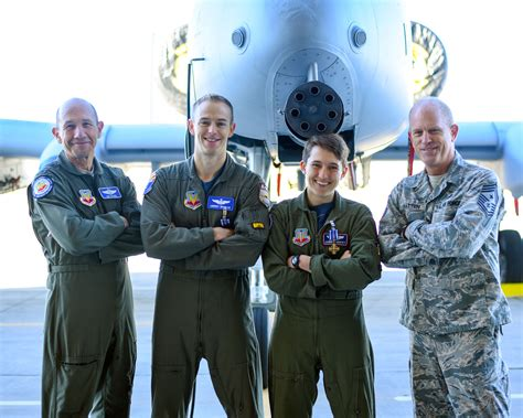 usafa celebrates womens history month united states air