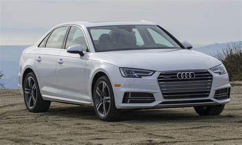 audi a4 2017 audi a4 first drive review autonxt